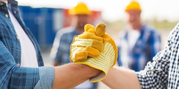 Ook grote bouwbedrijven werken actief aan het nakomen van klantbeloftes…