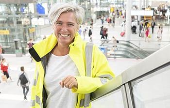 Zó geven de mensen van station Utrecht Centraal échte aandacht aan hun bezoekers…