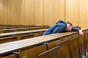 Wat ik leerde tijdens een slaperig moment bij een hoogleraar