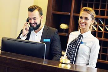 Vólop kansen voor verbeteren hospitality-level van de facilitaire sector