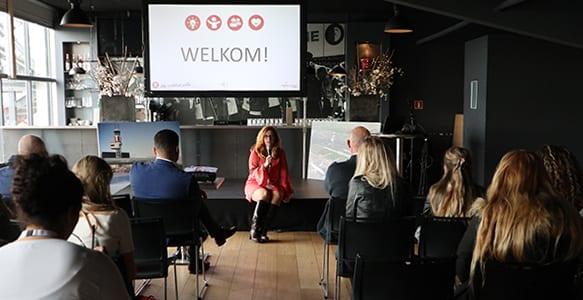 Rotterdam The Hague Airport zet actief in op waarmaken klantbeloften
