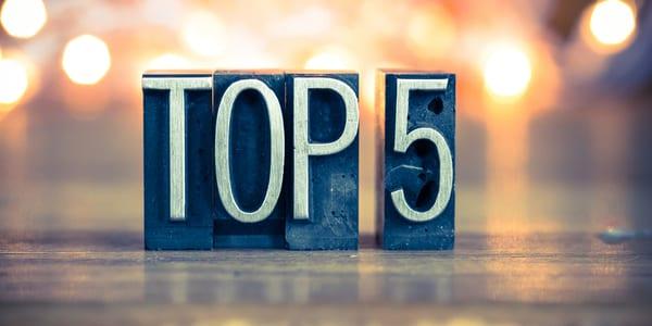 Een nieuwjaarswens mét waardevolle top 5 voor een goede start van 2020