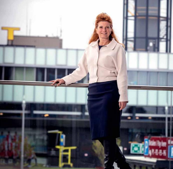 'Gastvrijheid is van iedereen die op de luchthaven werkt'